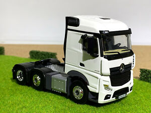 MERCEDES BENZ ACTROS MP4 STREAM SPACE 6x2 TWIN STEER, WSI TRUCK MODELS