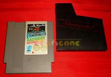 RAD RACER Nintendo Nes Versione Inglese PAL A SOLO CARTUCCIA  - E5