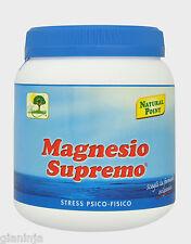 MAGNESIO SUPREMO 300g - NATURAL POINT - SPEDIZIONE GRATUITA - ANTISTRESS