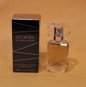 SOFIA by Sofia Vergara Perfume for Women 0.25 oz 7.5ml EDP Mini Spray NEW IN BOX