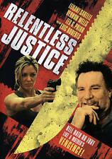 Relentless Justice (DVD, 2015) A-1913-20