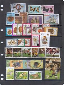 Belize Used Collection