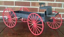 Marx Vintage Toy Stage Coach Chuck Wagon Johnny West Best Of The West