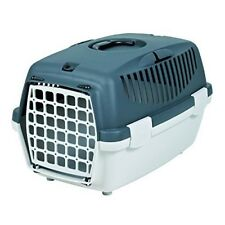 Airline Approved Animal Carrier Dog Cage Cat Box Train Car Carry Vet Train Pet