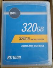 Dell 320GB RD1000 data cartridge, sealed in original packaging