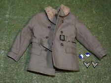 DRAGON IN DREAMS DID 1/6 SCALE US WW II PAUL US ARMY WINTER COAT & INSIGNIA
