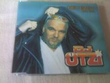 DJ OTZI - HEY BABY - 3 TRACK CD SINGLE