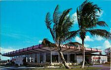 Postcard Hot Shoppes Florida Restaurants