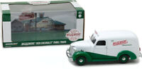 GREENLIGHT 18240 CHEVOLET PANEL VAN Krispy Kreme Running on Empty series 1:24th
