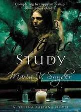 Magic Study (Book 2 in The Study Trilogy),Maria V. Snyder