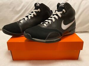 Nike Air Zoom BB1 - 316494-012 - Black /White/Silver - Size 9.5 - 100% Authentic