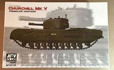 AFV CLUB AF35155 - 1/35 CHURCHILL Mk.V 95mm/L23 HOWITZER - NUOVO