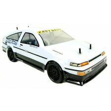 TOYOTA TRUENO DRIFT RC CAR - PRO BRUSHLESS PRO VERSION REMOTE CONTROL CAR FAST
