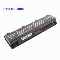 Battery For Toshiba Satellite C800 C805 C850 C855 L800 L840 L855 PA5024U-1BRS