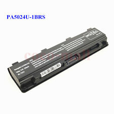 Battery For Toshiba Satellite C800 C805 C850 C855 L800 L840 L855 PA5024U-1BRS