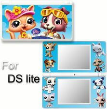 Littlest Pet Shop SKIN STICKER for Nintendo DS LITE #2