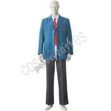 Haruhi Suzumiya Boy Uniform Kyon Cosplay Costume for Men Custom Made New