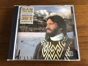 """Dan Fogelberg """"High Country Snows"""" CD From 1985 No Barcode"""