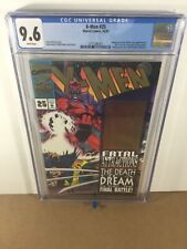 🔥MARVEL X-MEN # 25 (1993) GOLD VARIANT EDITION CGC 9.6 WHITE PAGES COMIC🔥