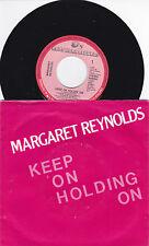 Margaret reynolds-Keep on holding on