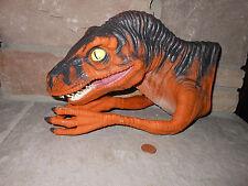 The Lost World Jurassic Park Raptor Velociraptor Electronic Puppet