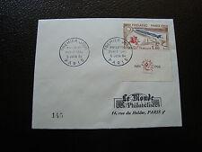 FRANCE - enveloppe 1er jour (le monde des philateliste) 5/6/1964 (cy43) french