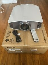 Sony VPL-VW50 Home Theater SXRD Projector 1080P, white