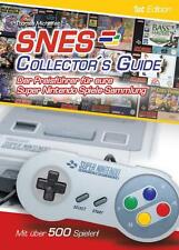 ~Thomas Michelfeit : SNES Collector´s Guide 1st Editi ~    Super Nintendo SNES
