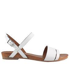 White Sandals and Flip Flops for Women