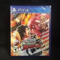 One Piece: Burning Blood (Sony PlayStation 4, 2016) BRAND NEW / Region Free