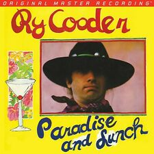 Ry Cooder: Paradise and Lunch - MFSL 180g LP (MFSL 1-449)