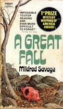 A Great Fall Mystery & Thril Mass Market Savage, Mildred