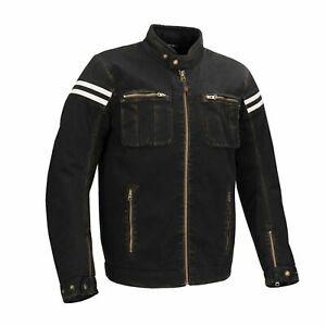 Motorocycle Jacket > Bering Keaton Waterproof CE Approved Motorbike Black SALE