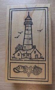 Great Impressions ~ Lighthouse Sea Shells J01 ~ O9
