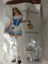 Sexy Womens Wizard of Oz Dorothy Costume Sz Small Leg Avenue