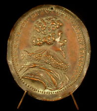 Médaille prévôt de l'Ordre du Saint-Esprit Michael Michel Beauclerc c 1650 Medal
