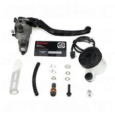 Brembo 19 RCS Front Brake Master Cylinder with Fluid Reservoir and Mounting Kit