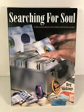 Northern Soul Searching for Soul by Reg Stickings (Paperback, 2008) Signed Copy