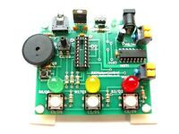 RKPMotorControl Project PCB with L293D includes FREE PICAXE-18M2 UK Seller