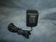 Radio Shack Ac Adapter Power Supply 9Vdc 350mA Ad-540 (Black)