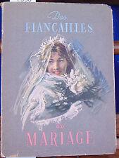 D'isolin Des Fiancailles au mariage illustrations de Santini...