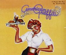VARIOUS ARTISTS - OST AMERICAN GRAFFITI: 2CD ALBUM SET (2007)