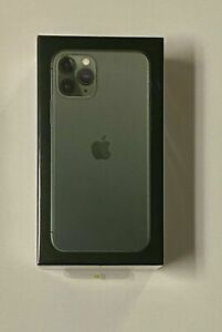 Apple iPhone 11 Pro -256GB-Midnight Green (T-Mobile) A2160 (Dual SIM)*BRAND NEW*