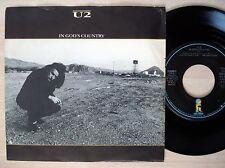 "U2 In God's Country US 7"" 45 33 1/3 RPM Island 7-99385 1987 NM"