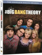 The Big Bang Theory - The Complete Eighth Season 2015 - Very Good Condition