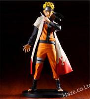"Naruto Shippuden Uzumaki Naruto Ninja PVC Action Figure Model 10"" Toy Xmas Gift"