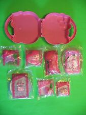 2002 McDonalds - Hello Kitty set of 8 *MIP*