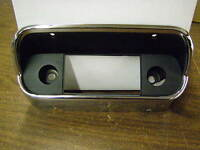 New Ford Tooling 1967 1968 Mustang Radio Bezel Dash Trim