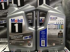 Mobil 1 Engine Oil [Melbourne Address ONLY] 5W30 4.73L (5.0 QT Bottle)
