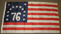 3X5 BENNINGTON 76 FLAG AMERICAN BANNER USA NEW US F006